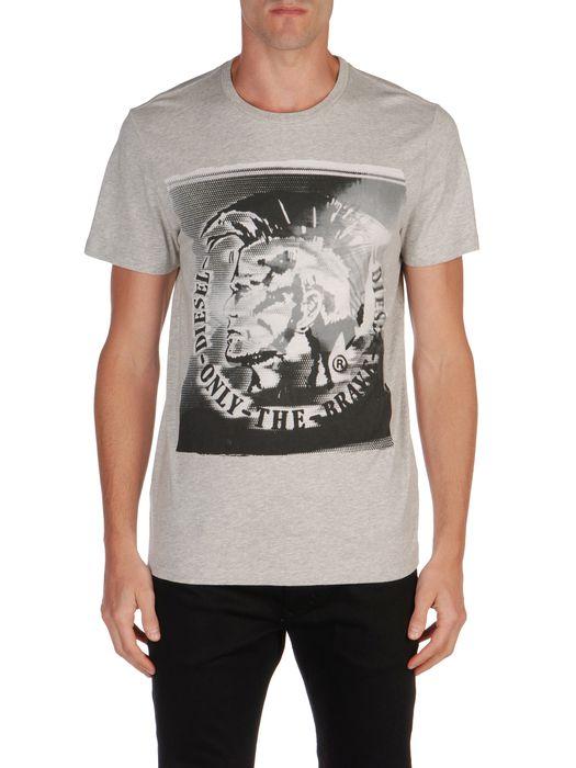 DIESEL T9-MOHICAN T-Shirt U e
