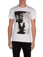 DIESEL T9-GIRLFACE T-Shirt U e