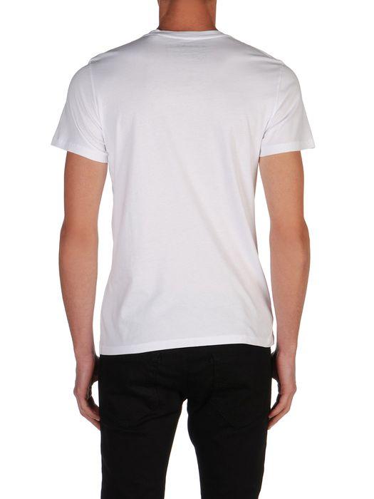 DIESEL T9-GIRLFACE T-Shirt U r