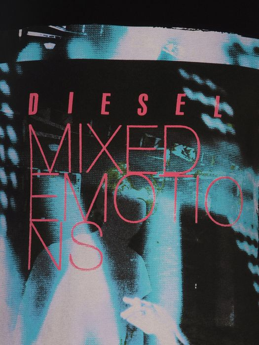 DIESEL T9-MIX-EMOTION T-Shirt U d