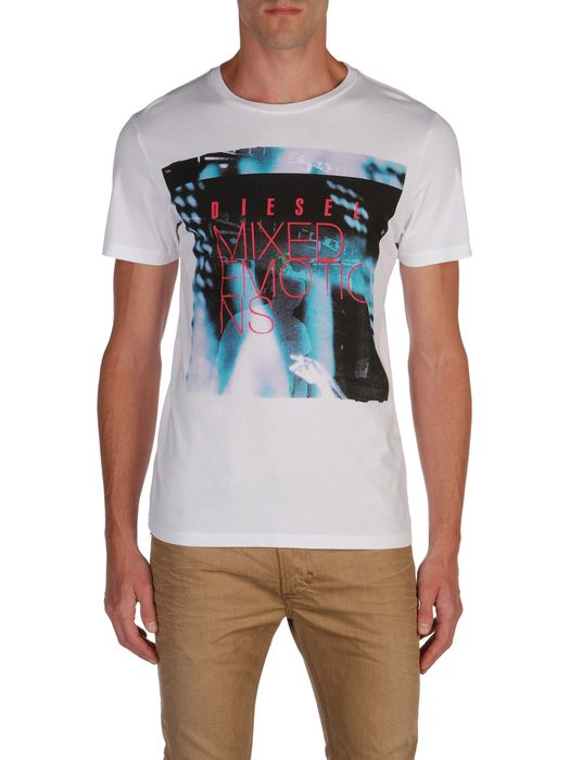 DIESEL T9-MIX-EMOTION T-Shirt U e