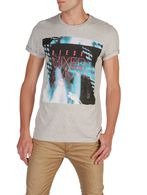 DIESEL T9-MIX-EMOTION Camiseta U f