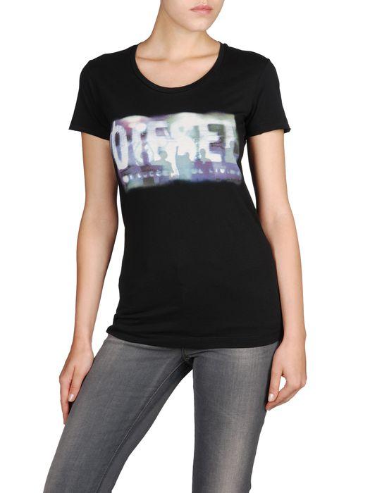 DIESEL T9-LOGO-F T-Shirt D f