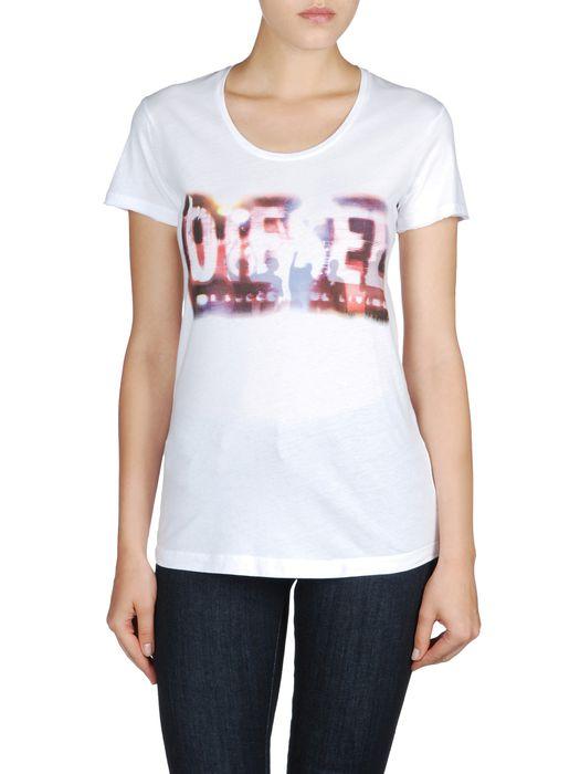 DIESEL T9-LOGO-F T-Shirt D e