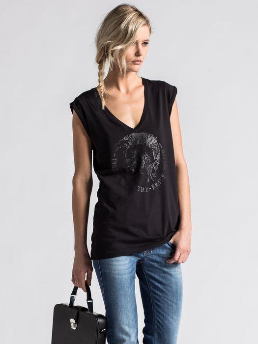 DIESEL T-PORTULA-T T-Shirt D f