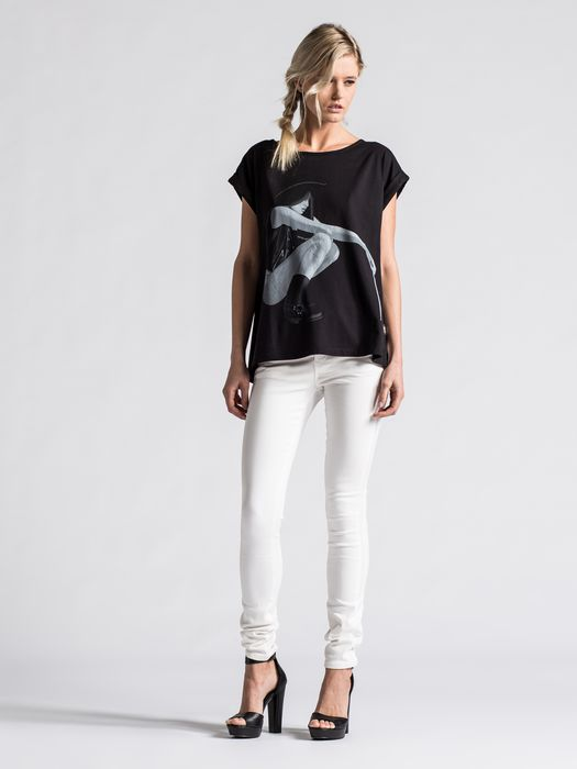 DIESEL T-ALE-C Camiseta D a
