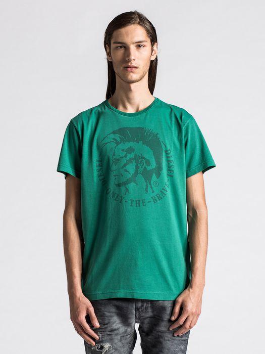 DIESEL T-ACHELL Camiseta U f