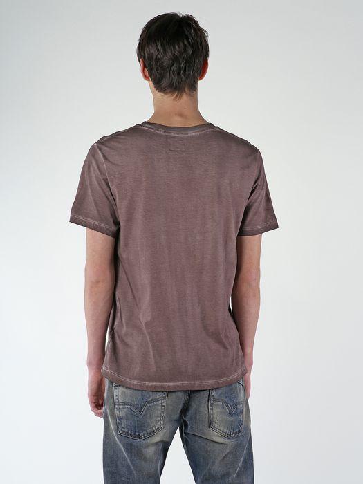 DIESEL T-GASTON Camiseta U e