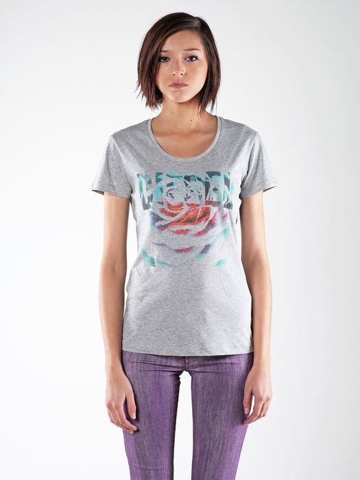 DIESEL T-LINDO-AC T-Shirt D a