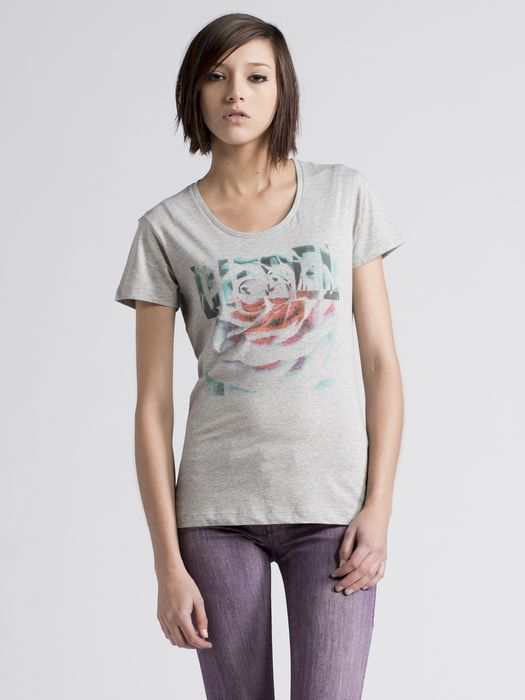 DIESEL T-LINDO-AC T-Shirt D f