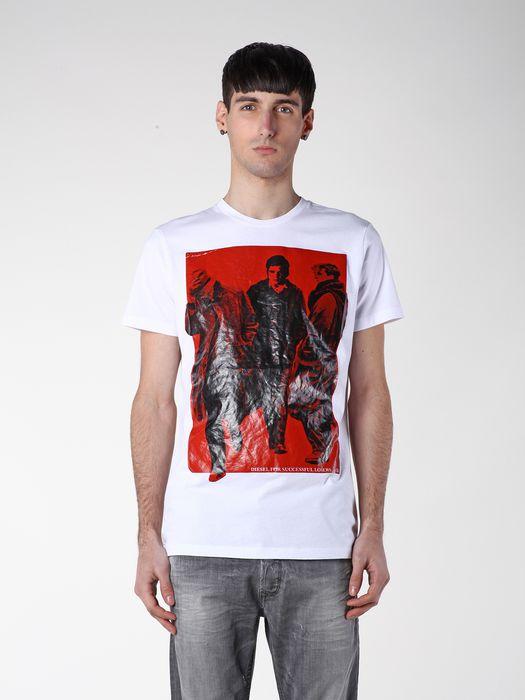 DIESEL T-MARGO T-Shirt U a