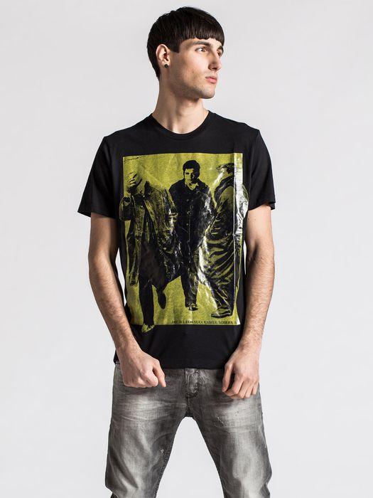 DIESEL T-MARGO Camiseta U f