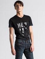 DIESEL T-CANEL T-Shirt U f