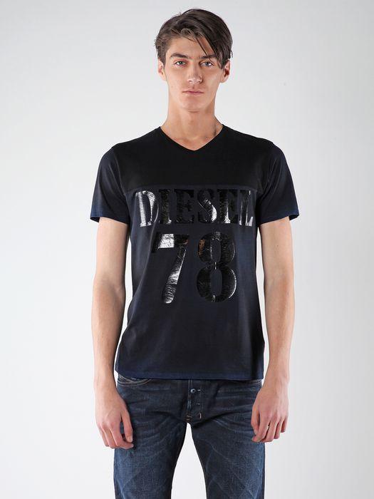 DIESEL T-CANEL T-Shirt U a