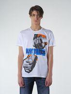 DIESEL T-SADIRAR T-Shirt U a