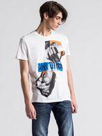 DIESEL T-SADIRAR T-Shirt U f