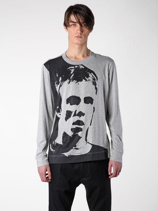 DIESEL T-BLOSS Camiseta U a