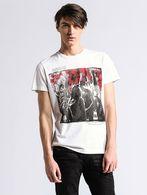 DIESEL T-LAPPA-3 T-Shirt U f