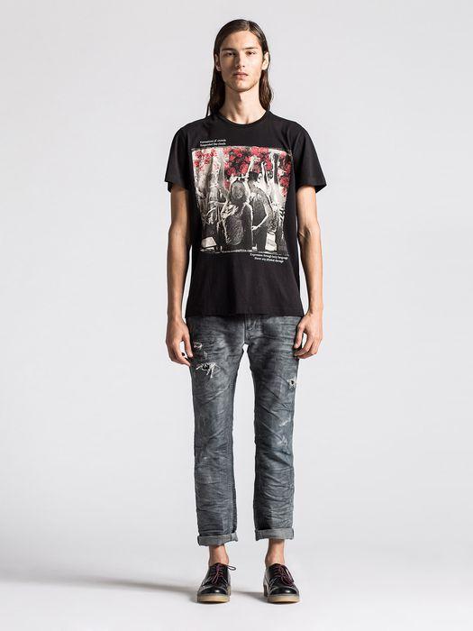 DIESEL T-LAPPA-3 Camiseta U r
