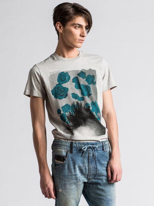 DIESEL T-LAPPA-1 T-Shirt U f