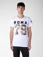 DIESEL SO14-T-ROMA T-Shirt U a