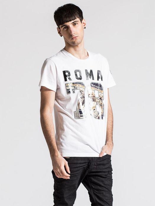 DIESEL SO14-T-ROMA T-Shirt U f