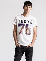 DIESEL SO14-T-TOKYO T-Shirt U f