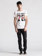 DIESEL SO14-T-RIODEJANEIRO Camiseta U r