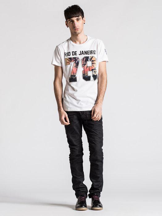 DIESEL SO14-T-RIODEJANEIRO T-Shirt U r