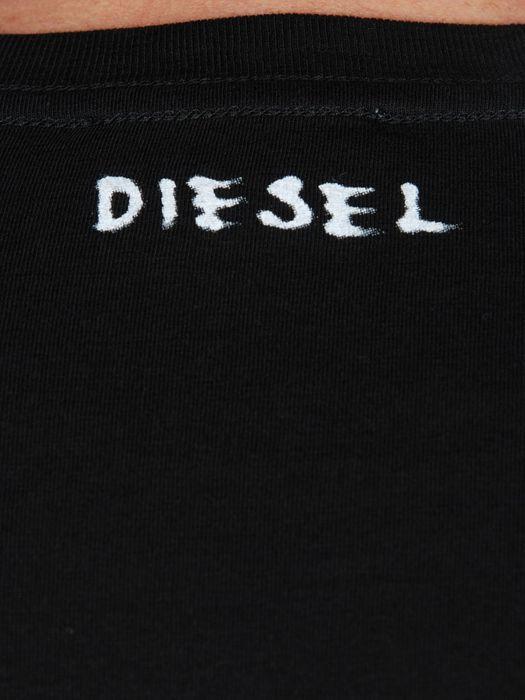 DIESEL REBOOT-T-CREATIVITY T-Shirt E d