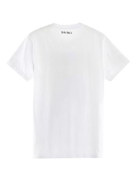 DIESEL REBOOT-T-CREATIVITY T-Shirt E r
