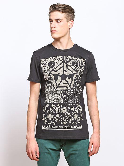55DSL T-MANDALA T-Shirt U f
