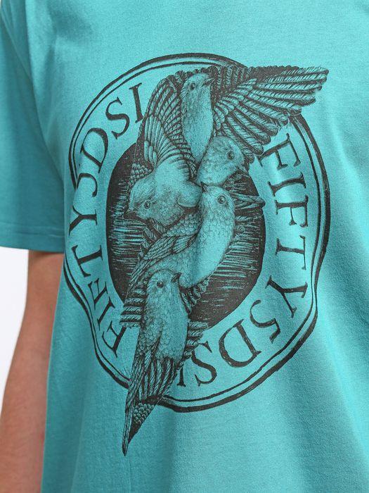 55DSL T-TIMBRO T-Shirt U a
