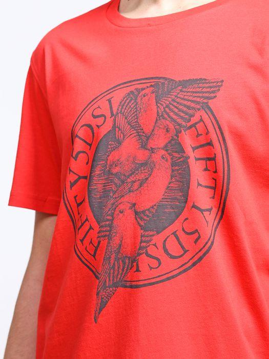55DSL T-TIMBRO Camiseta U a