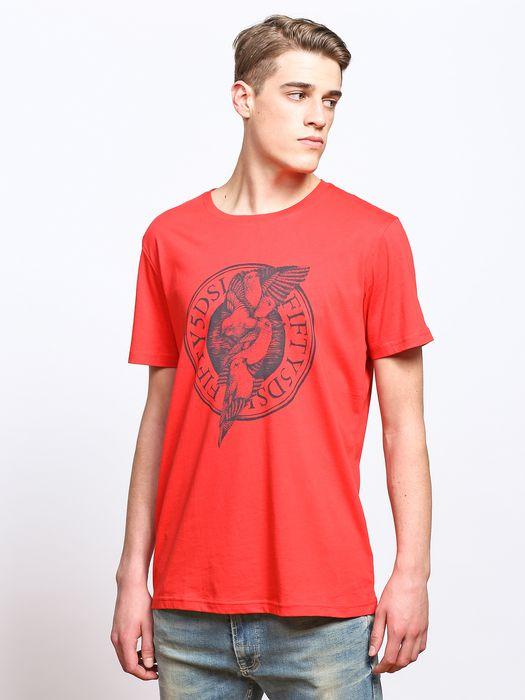 55DSL T-TIMBRO Camiseta U f