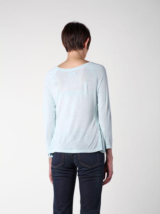 DIESEL T-DAPHNE-LS-A T-Shirt D e