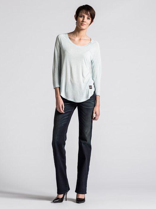 DIESEL T-DAPHNE-LS-A T-Shirt D r