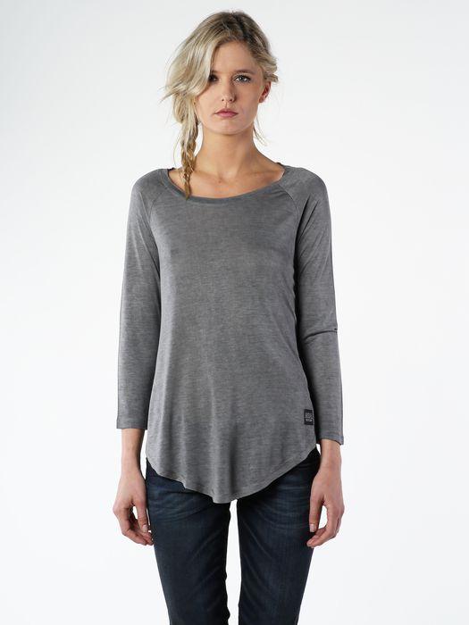 DIESEL T-DAPHNE-LS-A T-Shirt D a