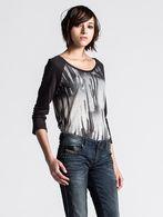 DIESEL T-DAPH-LS T-Shirt D f