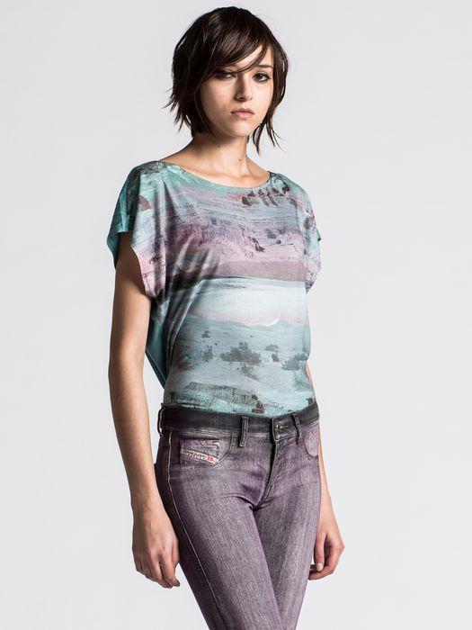 DIESEL T-SUM-H T-Shirt D f