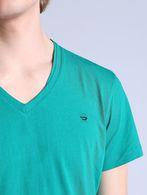 DIESEL T-BRISKO Camiseta U a