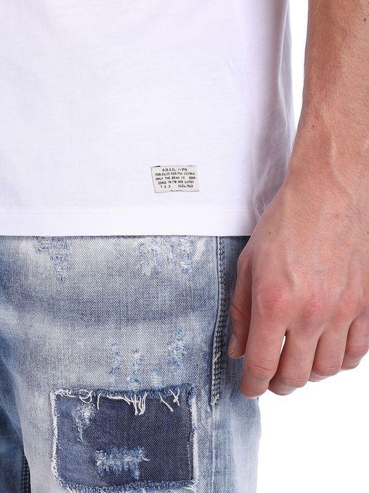 DIESEL T-FINGARO Camiseta U a