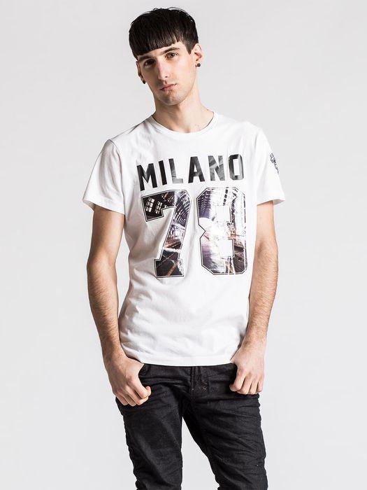 DIESEL SO14-T-MILANO T-Shirt U f