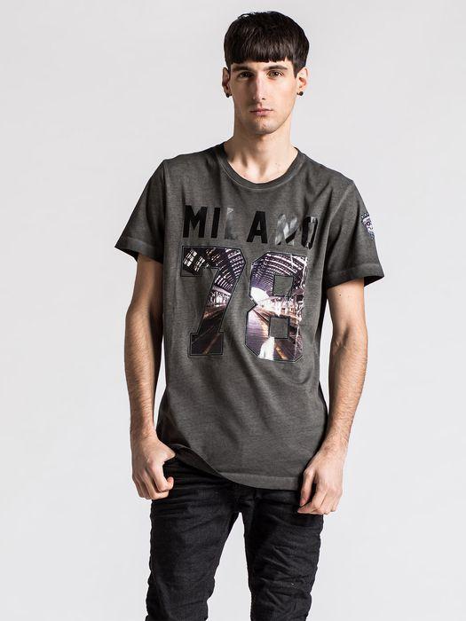 DIESEL SO14-T-MILANO Camiseta U f