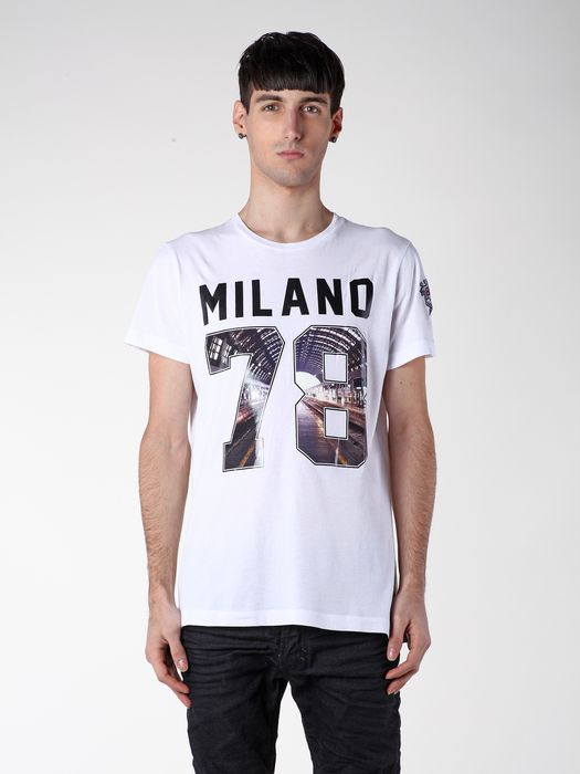 DIESEL SO14-T-MILANO T-Shirt U a