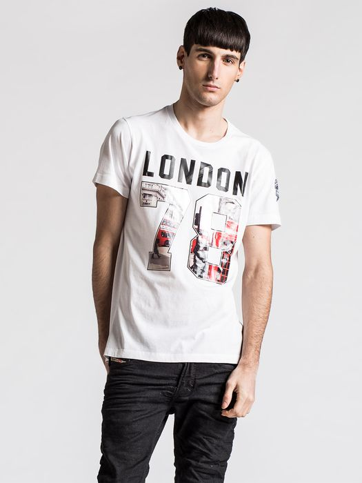 DIESEL SO14-T-LONDON Camiseta U f