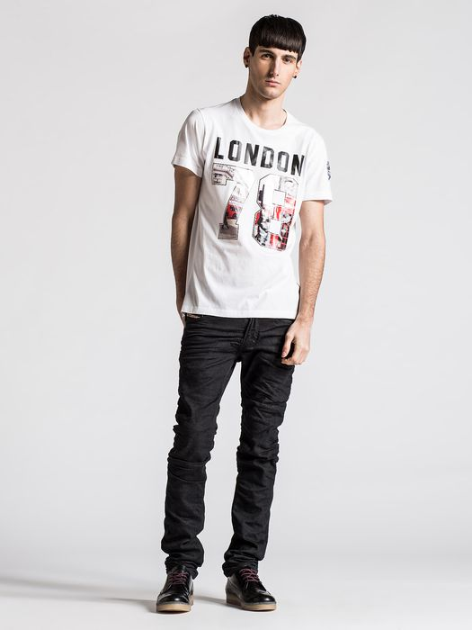 DIESEL SO14-T-LONDON T-Shirt U r