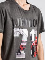 DIESEL SO14-T-LONDON T-Shirt U a