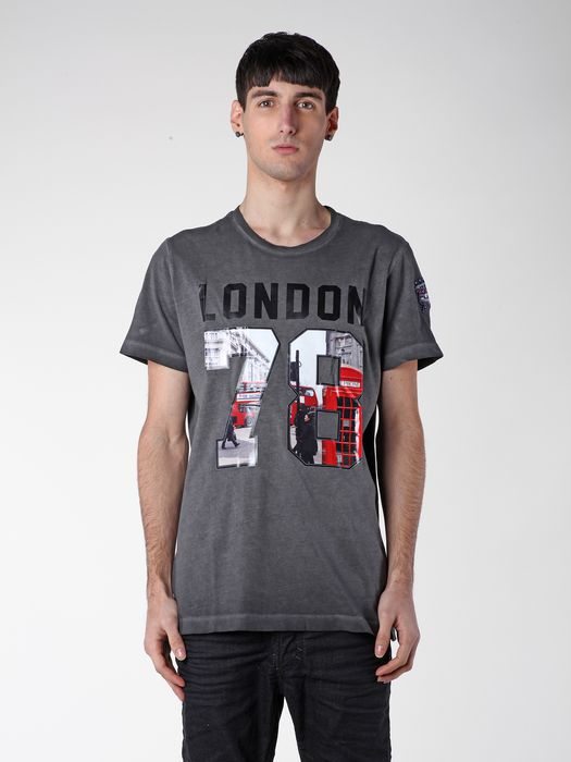 DIESEL SO14-T-LONDON T-Shirt U d