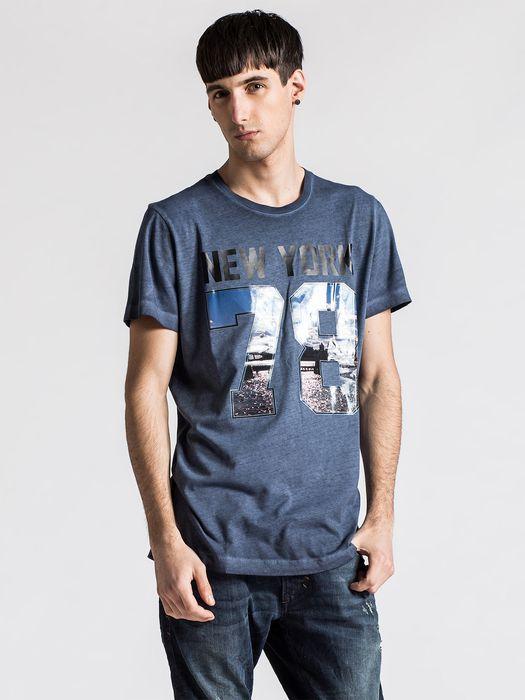 DIESEL SO14-T-NEWYORK T-Shirt U f